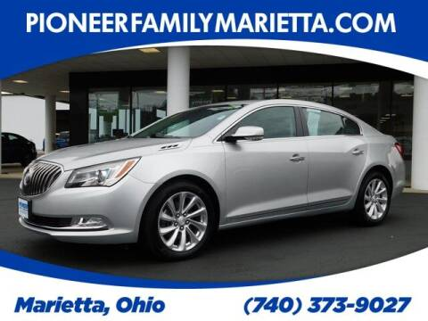 2015 Buick LaCrosse for sale at Pioneer Family preowned autos in Williamstown WV