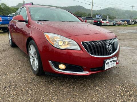 2014 Buick Regal for sale at Toy Box Auto Sales LLC in La Crosse WI