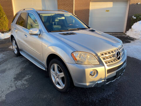 2010 Mercedes-Benz M-Class for sale at International Motor Group LLC in Hasbrouck Heights NJ