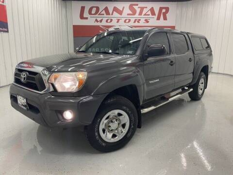 2013 Toyota Tacoma for sale at Loan Star Motors in Humble TX