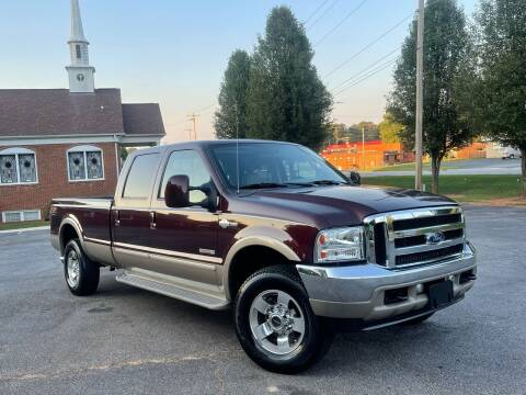 2004 Ford F-250 Super Duty for sale at Mike's Wholesale Cars in Newton NC