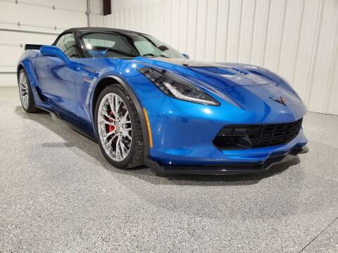 2016 Chevrolet Corvette for sale at Hatcher's Auto Sales, LLC in Campbellsville KY