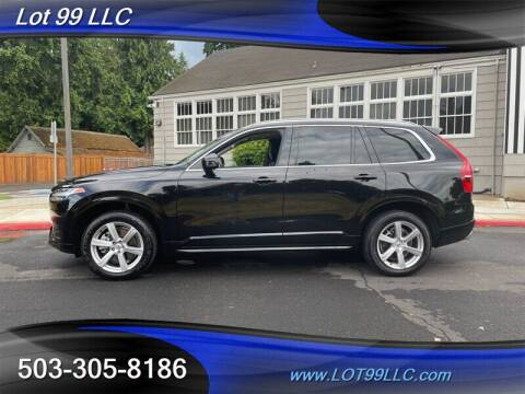 2020 Volvo XC90 for sale at LOT 99 LLC in Milwaukie OR