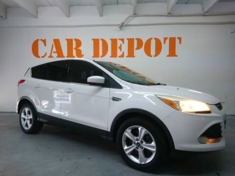 2013 Ford Escape for sale at Car Depot in Miramar FL