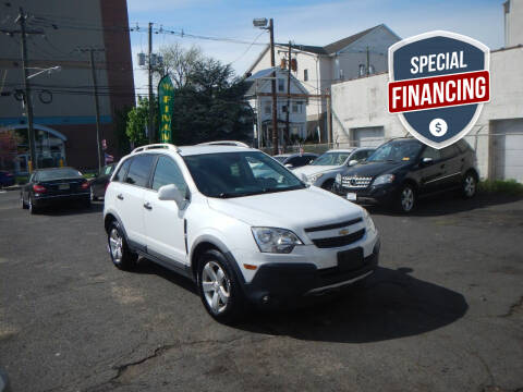 2012 Chevrolet Captiva Sport for sale at 103 Auto Sales in Bloomfield NJ