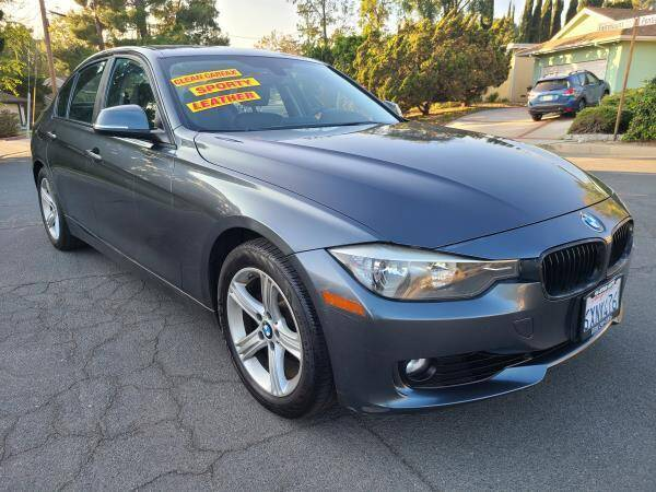 2012 BMW 3 Series for sale at CAR CITY SALES in La Crescenta CA