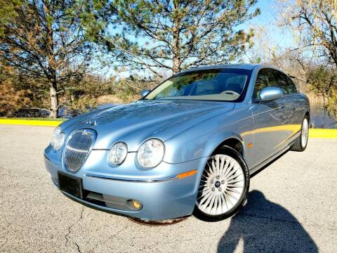 2005 Jaguar S-Type for sale at Excalibur Auto Sales in Palatine IL