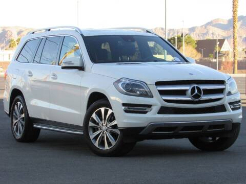 2013 Mercedes-Benz GL-Class for sale at Best Auto Buy in Las Vegas NV