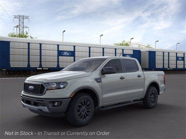 2021 Ford Ranger for sale in Holly, MI