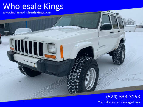 1999 Jeep Cherokee for sale at Wholesale Kings in Elkhart IN