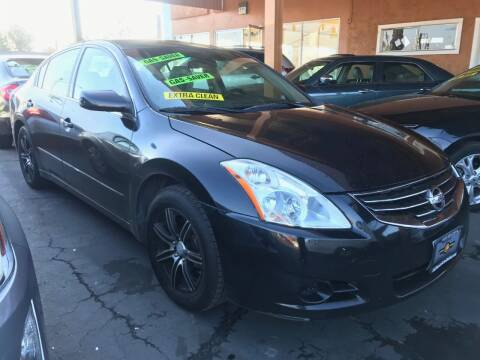 2011 Nissan Altima for sale at Los Primos Auto Plaza in Antioch CA
