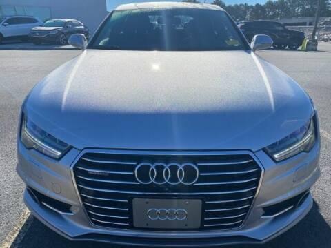 2016 Audi A7 for sale at Southern Auto Solutions-Jim Ellis Volkswagen Atlan in Marietta GA