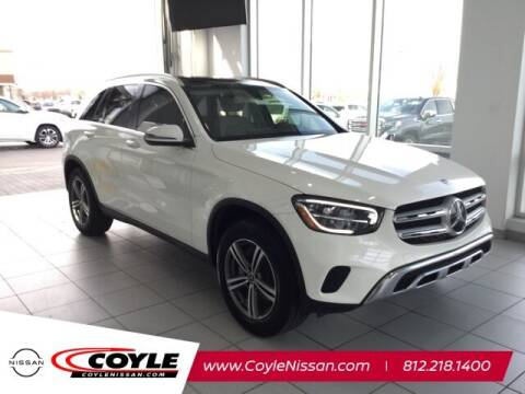 2020 Mercedes-Benz GLC for sale at COYLE GM - COYLE NISSAN - Coyle Nissan in Clarksville IN