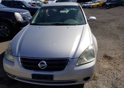 2002 Nissan Altima for sale at 2 Way Auto Sales in Spokane Valley WA