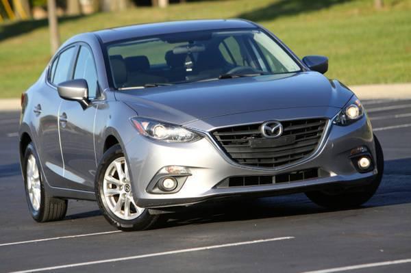 2015 Mazda MAZDA3 for sale at MGM Motors LLC in De Soto KS