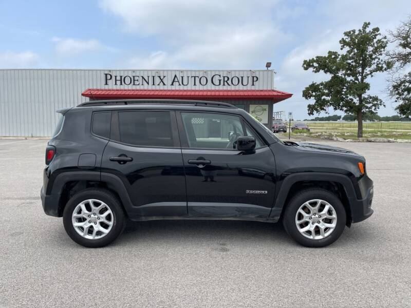 2017 Jeep Renegade for sale at PHOENIX AUTO GROUP in Belton TX