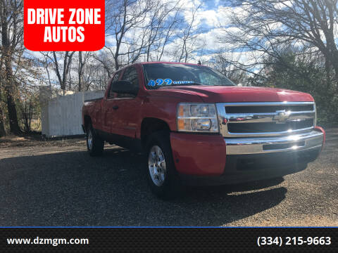2010 Chevrolet Silverado 1500 for sale at DRIVE ZONE AUTOS in Montgomery AL