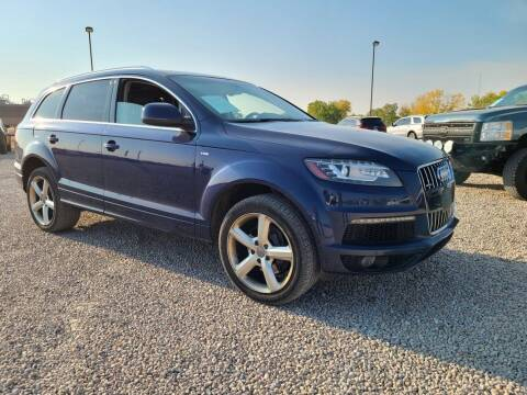 2010 Audi Q7 for sale at BERKENKOTTER MOTORS in Brighton CO