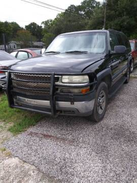 2002 Chevrolet Suburban for sale at Ody's Autos in Houston TX