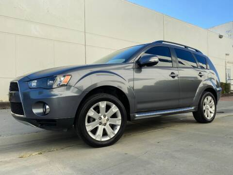 2011 Mitsubishi Outlander for sale at New City Auto - Retail Inventory in South El Monte CA