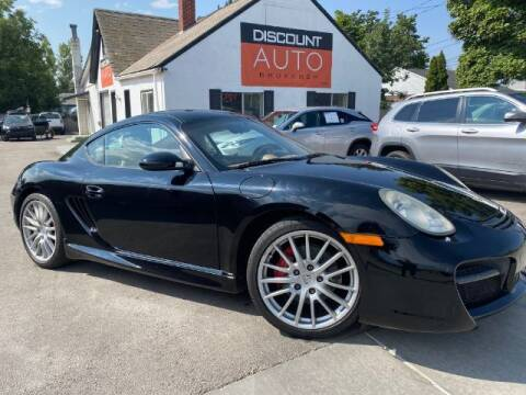 2006 Porsche Cayman for sale at Discount Auto Brokers Inc. in Lehi UT