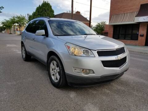 2012 Chevrolet Traverse for sale at KHAN'S AUTO LLC in Worland WY