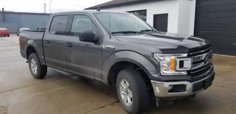 2019 Ford F-150 for sale at GOOD NEWS AUTO SALES in Fargo ND