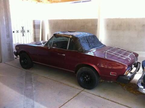 1977 FIAT 124 Spider for sale at Haggle Me Classics in Hobart IN