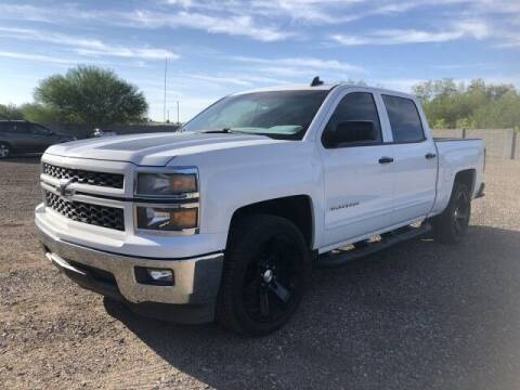 2015 Chevrolet Silverado 1500 for sale at Curry's Cars Powered by Autohouse - AUTO HOUSE PHOENIX in Peoria AZ