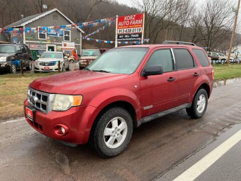 2008 Ford Escape for sale at Korz Auto Farm in Kansas City KS