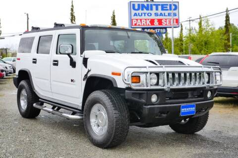 2005 HUMMER H2 for sale at United Auto Sales in Anchorage AK