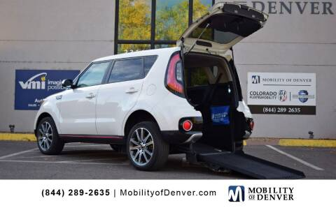 2017 Kia Soul for sale at CO Fleet & Mobility in Denver CO
