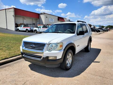 2007 Ford Explorer for sale at Image Auto Sales in Dallas TX