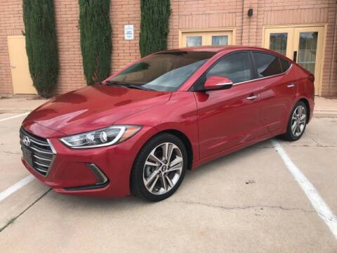 2017 Hyundai Elantra for sale at Freedom  Automotive in Sierra Vista AZ