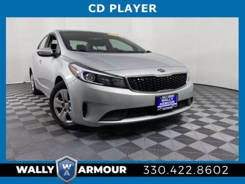 2017 Kia Forte for sale at Wally Armour Chrysler Dodge Jeep Ram in Alliance OH