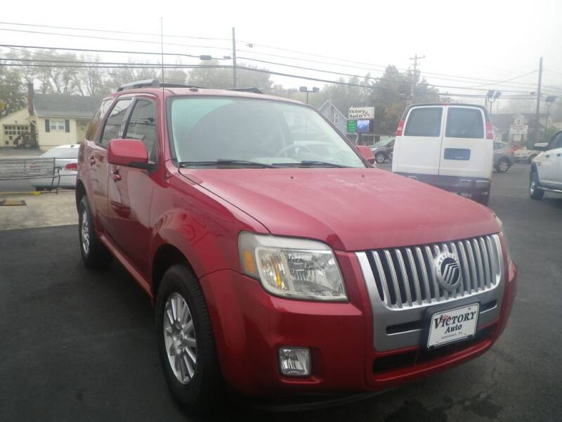 2010 Mercury Mariner for sale at VICTORY AUTO in Lewistown PA