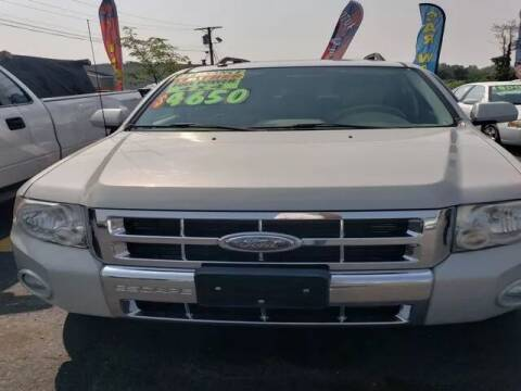 2008 Ford Escape for sale at Budget Auto Deal and More Services Inc in Worcester MA