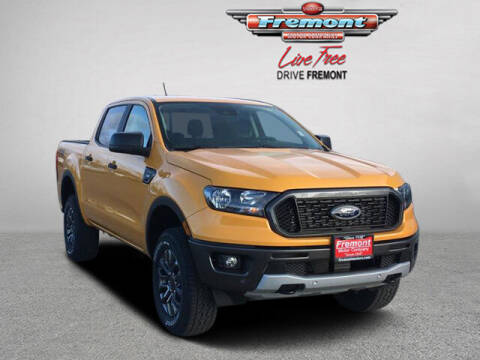 2021 Ford Ranger for sale at Rocky Mountain Commercial Trucks in Casper WY