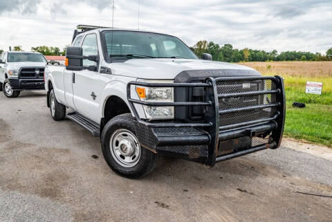 2013 Ford F-250 Super Duty for sale at Fruendly Auto Source in Moscow Mills MO
