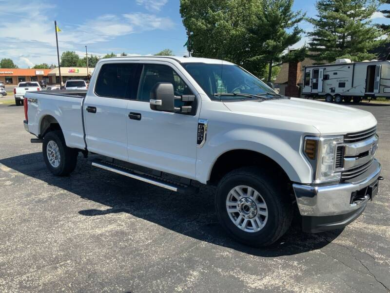 2018 Ford F-250 Super Duty for sale at Stein Motors Inc in Traverse City MI