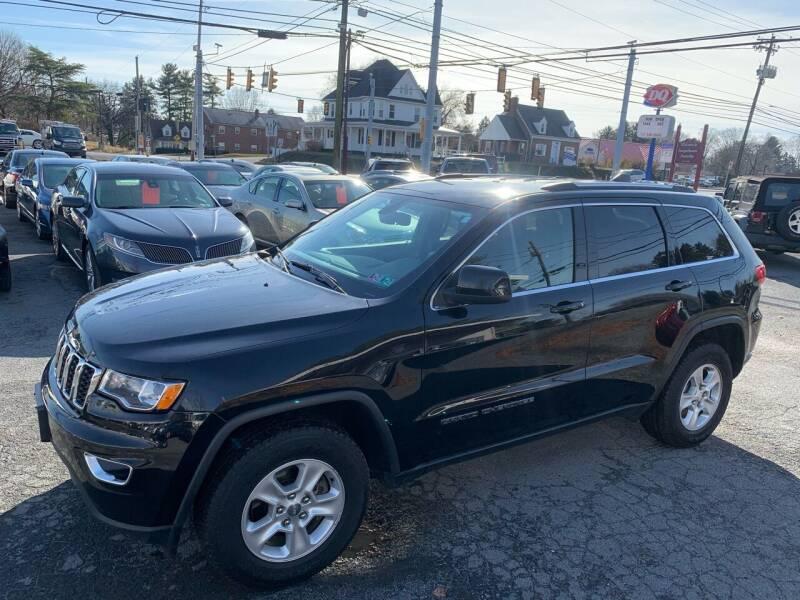 2017 Jeep Grand Cherokee for sale at Masic Motors, Inc. in Harrisburg PA