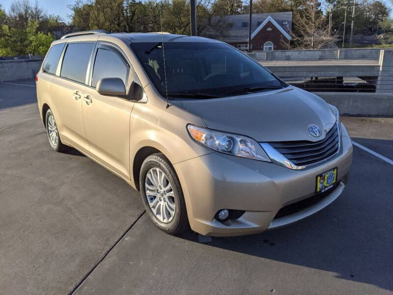 2011 Toyota Sienna for sale at QC Motors in Fayetteville AR
