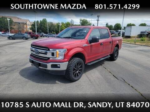 2020 Ford F-150 for sale at Southtowne Mazda of Sandy in Sandy UT