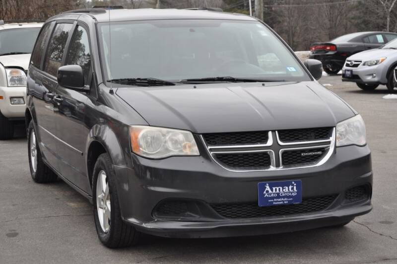 2011 Dodge Grand Caravan for sale at Amati Auto Group in Hooksett NH