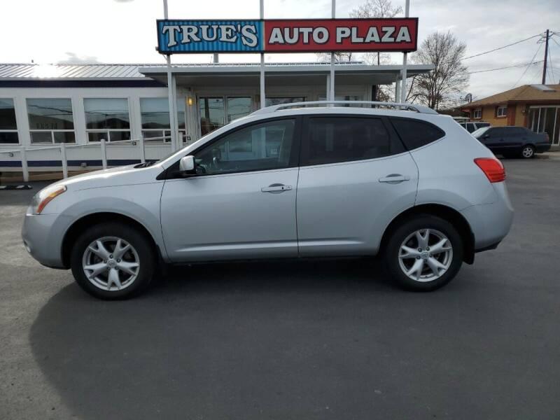 2008 Nissan Rogue for sale at True's Auto Plaza in Union Gap WA