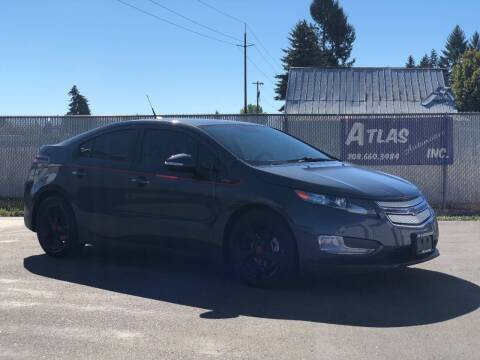 2013 Chevrolet Volt for sale at Atlas Automotive Sales in Hayden ID