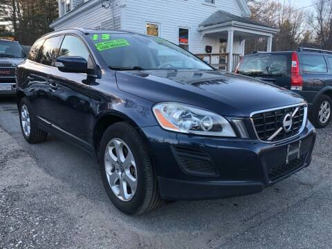 2013 Volvo XC60 for sale at Specialty Auto Inc in Hanson MA
