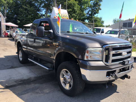 2005 Ford F-350 Super Duty for sale at Deleon Mich Auto Sales in Yonkers NY