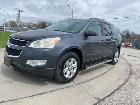 2011 Chevrolet Traverse for sale at Xtreme Auto Mart LLC in Kansas City MO