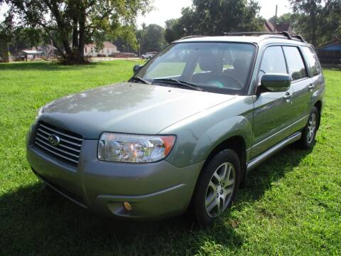 2006 Subaru Forester for sale at Dons Carz in Topeka KS